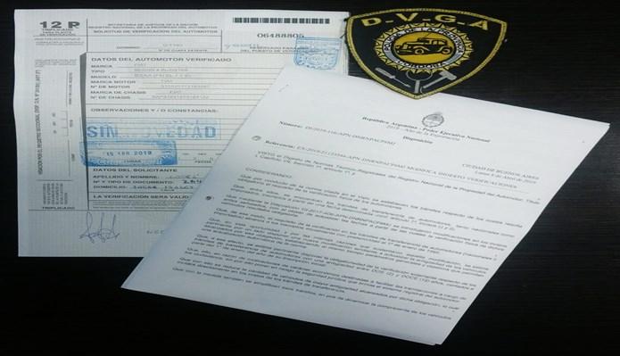Principales objetivos de la verificación policial CABA