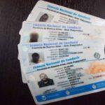 Consulta de licencia de conducir por DNI en CABA