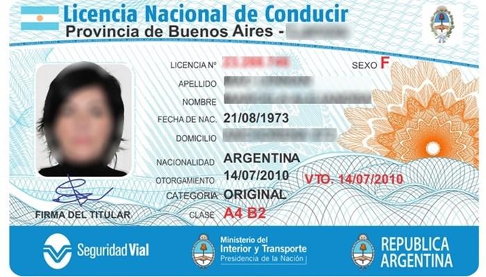 tramitar el duplicado de licencia de conducir