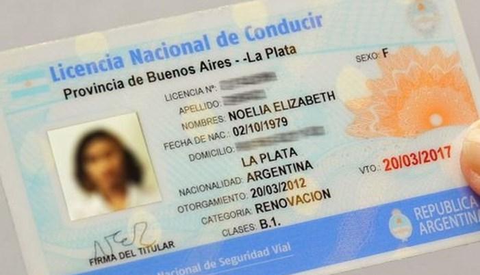 Datos de interés correspondientes a la duplicación de la licencia