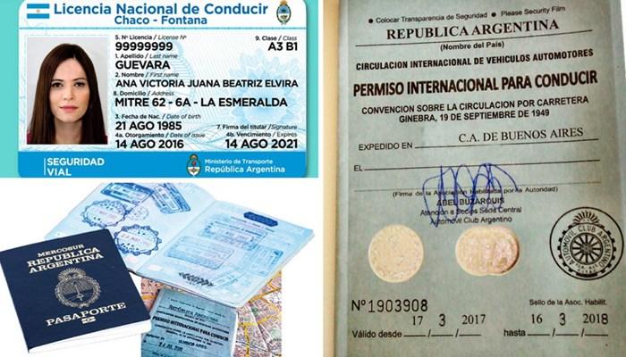 solicitar la licencia de conducir internacional