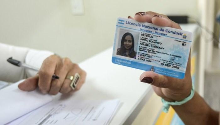 Solicitud del otorgamiento de la licencia de conducir