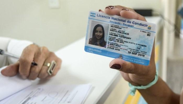 renovación con ampliación de la licencia de conducir